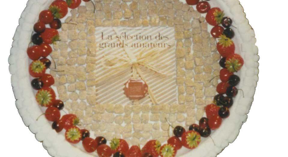 Vitrine-Décor : La Grande épicerie du Bon Marché